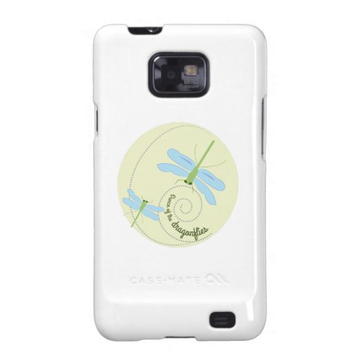 Dance of the dragonflies galaxy SII cases