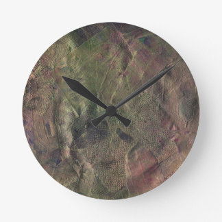 Dance of the Fire Faeries Clocks