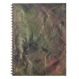 Dance of the Fire Faeries Spiral Note Books