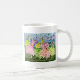 Dance Of the Flowers Coffee Mug