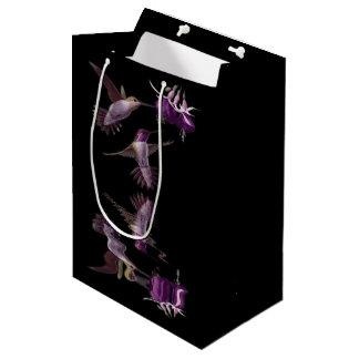 Dance of the Hummingbird Medium Gift Bag
