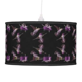 Dance of the Hummingbird Pendant Lamp