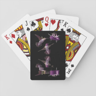 Dance of the Hummingbird Playing Cards