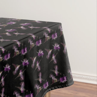Dance of the Hummingbird Tablecloth