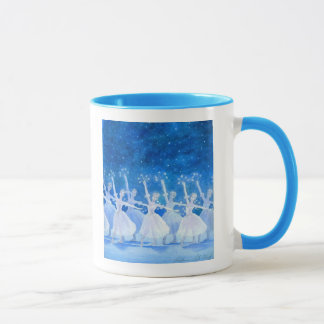 Dance of the Snowflakes Mug (customizable)