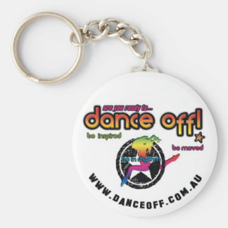 Dance Off! Troupe Key ring
