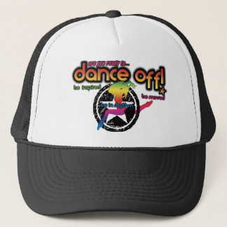 Dance Off! Troupe - trucker style cap