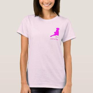 Dance on air Pink T-Shirt