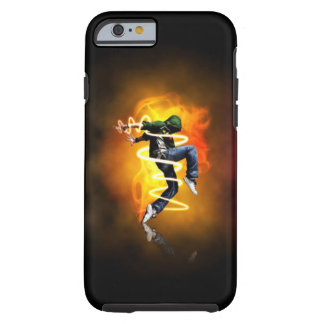 Dance on fire!! tough iPhone 6 case