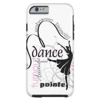 Dance On Pointe Case Tough iPhone 6 Case
