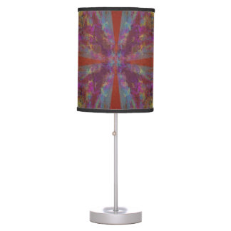 Dance on Red2 Table Lamp