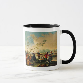 Dance on the Banks of the River Manzanares, 1777 Mug