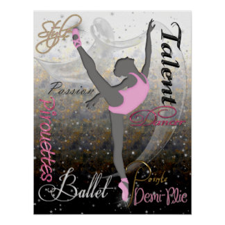 Dance Passion Poster