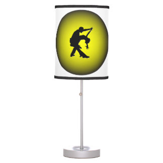 dance people table lamps