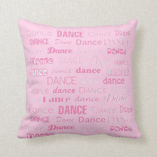 Dance Pillow Pink
