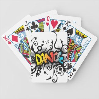 Dance Playing Cards