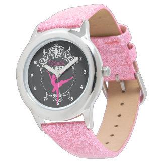 Dance Queen Ballet Dancing Theme Cute Watches