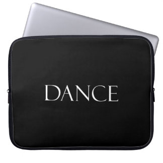 Dance Quotes Inspirational Dancing Quote Laptop Sleeve