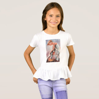 Dance Rehearsal Ruffled T-Shirt