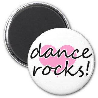 Dance Rocks! Magnet