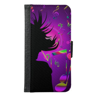 dance samsung galaxy s6 wallet case