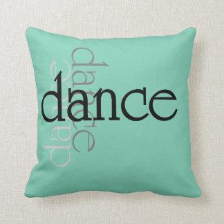 Dance Shadows Throw Pillow
