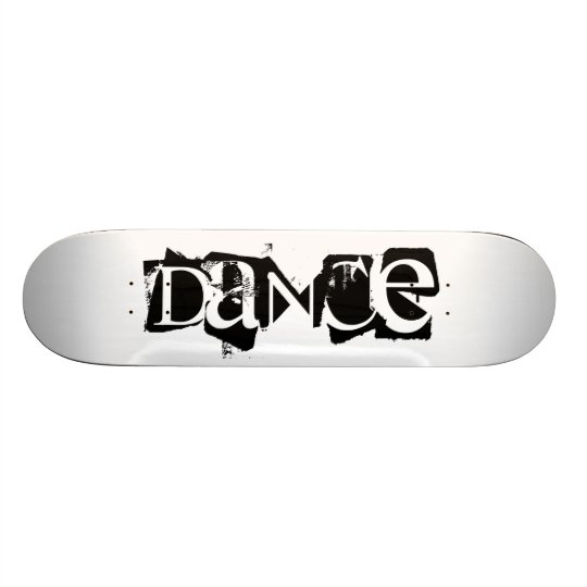 DANCE SKATE BOARD