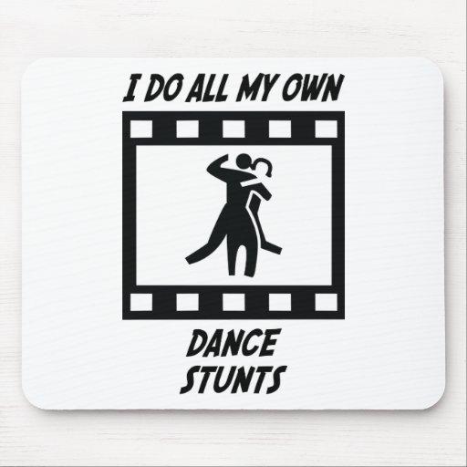 Dance Stunts Mouse Mats