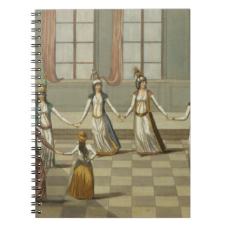 Dance that is fashionable with the Greek women of Notebook