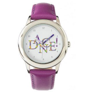 Dance! (Tie-Dye) Watch