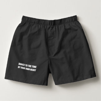 Dance To Own Heart Boxers