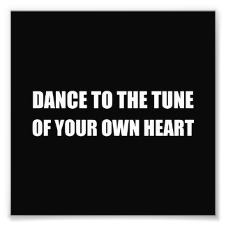 Dance To Own Heart Photo