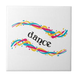 Dance Twists Ceramic Tiles