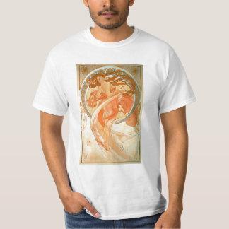 Dance - Vintage Art Nouveau - Alphonse Mucha T-Shirt