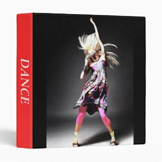 DANCE VINYL BINDER