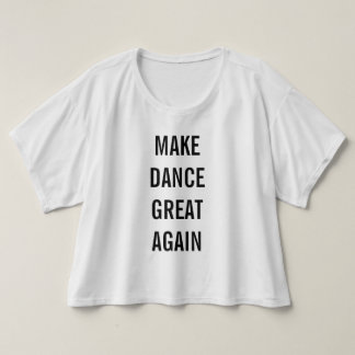 Dance Wear T-shirt