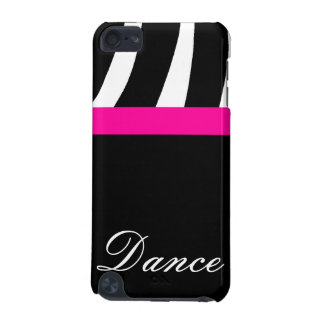 Dance Zebra Strips Pattern Speck iPod Case