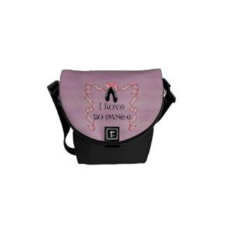 Dancelover Courier Bag