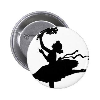 Dancer2 2 Inch Round Button