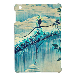 DANCER AND DRAGONFLIES 10 COVER FOR THE iPad MINI