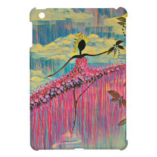DANCER AND DRAGONFLIES 12 iPad MINI CASES