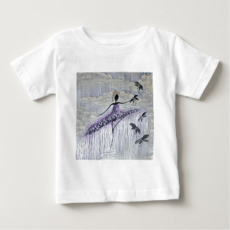 DANCER AND DRAGONFLIES 13 BABY T-Shirt