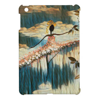 DANCER AND DRAGONFLIES 14 iPad MINI CASE