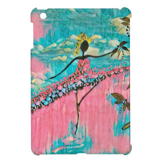 DANCER AND DRAGONFLIES 15 iPad MINI COVER