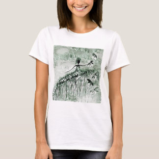 DANCER AND DRAGONFLIES 16 T-Shirt