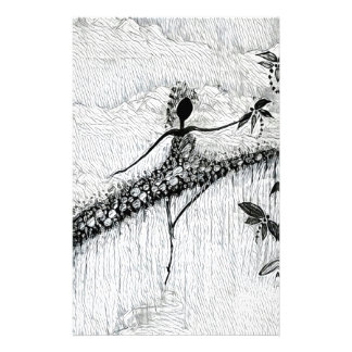 DANCER AND DRAGONFLIES 17 STATIONERY