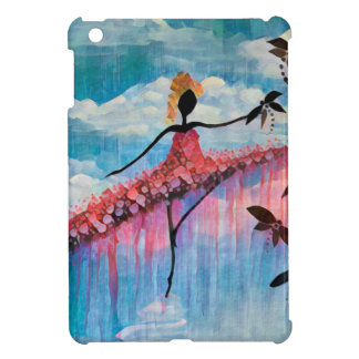 DANCER AND DRAGONFLIES 18 CASE FOR THE iPad MINI
