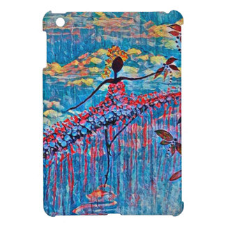 DANCER AND DRAGONFLIES 19 CASE FOR THE iPad MINI