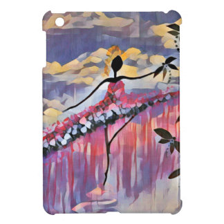 DANCER AND DRAGONFLIES 20 COVER FOR THE iPad MINI