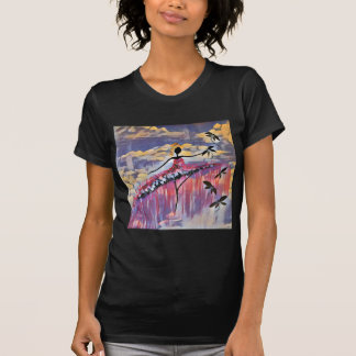DANCER AND DRAGONFLIES 20 T-Shirt